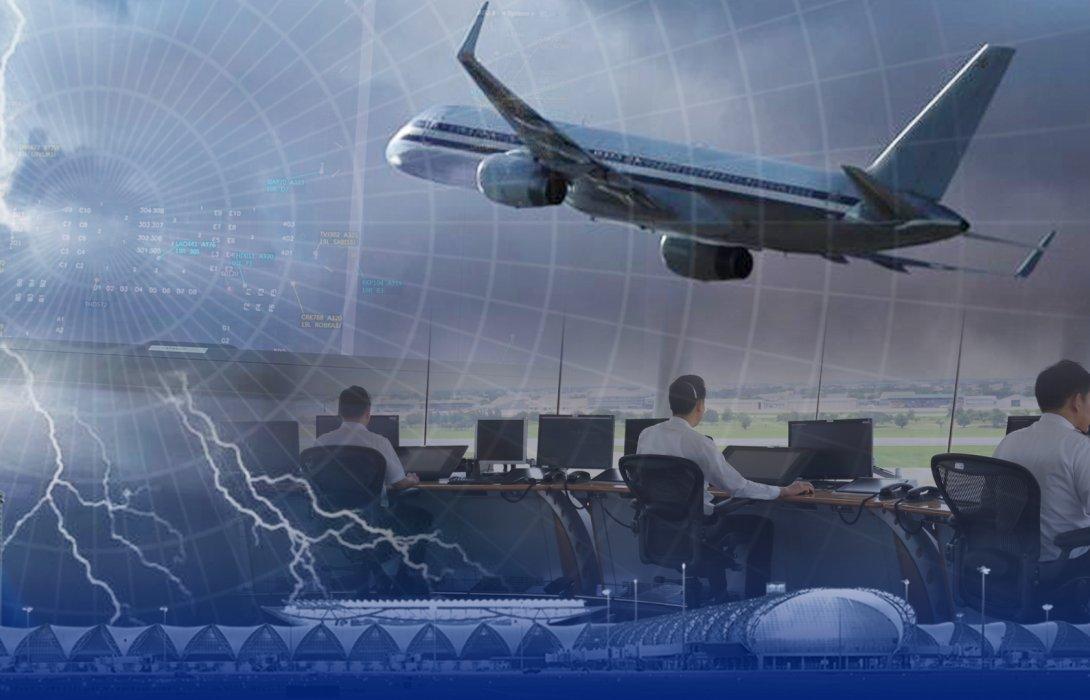 วิทยุการบินฯ พร้อมรับสภาพอากาศแปรปรวนในช่วงฤดูฝน