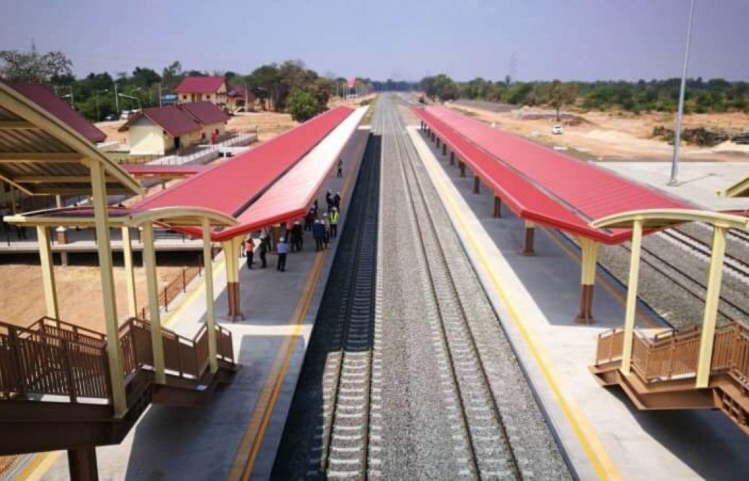 การรถไฟฯ ยึดระดับความสูงชานชาลาทางคู่ 1.10 ม. เพื่อความสะดวกสบายสูงสุดแก่ผู้โดยสาร
