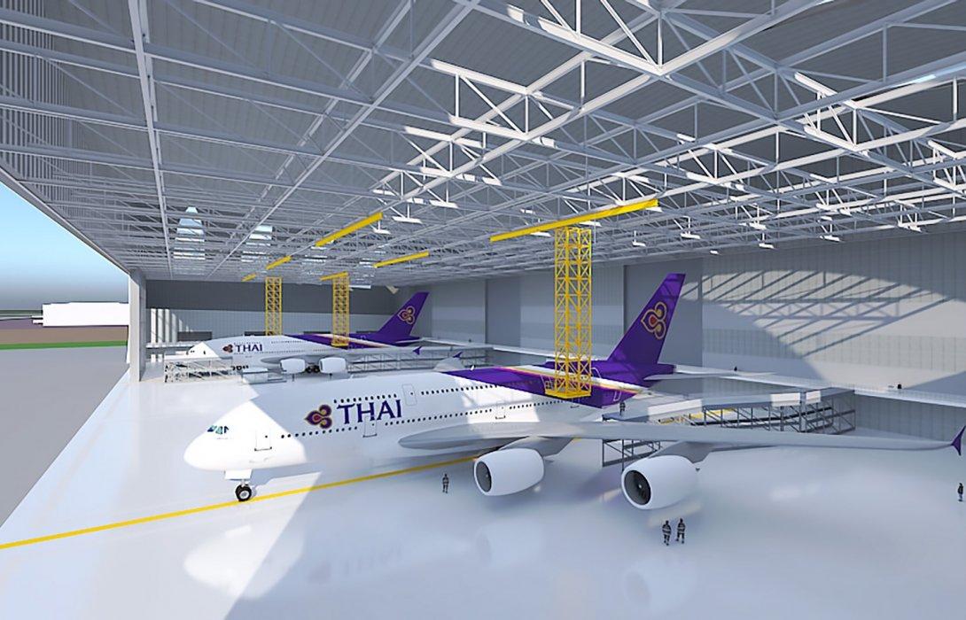 การบินไทย ลุยพัฒนาศูนย์ซ่อมอู่ตะเภา เตรียมเปิดเอกชนยื่นซอง มี.ค. นี้