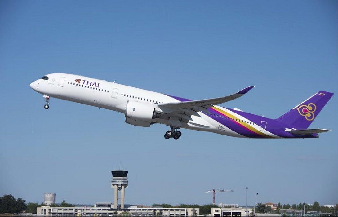 การบินไทย ยกเว้นค่าธรรมเนียมการเปลี่ยนแปลงเที่ยวบินเส้นทางญี่ปุ่น เกาหลี ไต้หวัน และสิงคโปร์