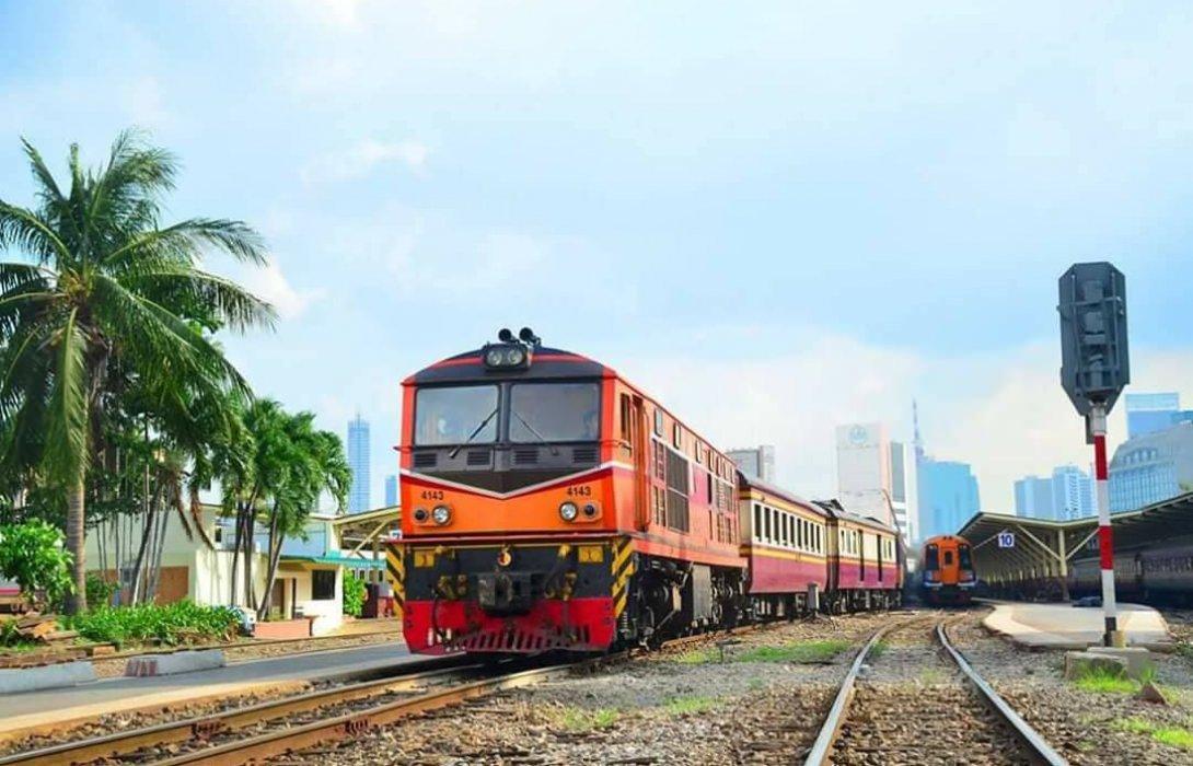 """รถไฟทางคู่สายใต้ """"นครปฐม-ชุมพร"""" ช้ากว่าแผน 7.8% ยันเปิดให้บริการปี 65"""