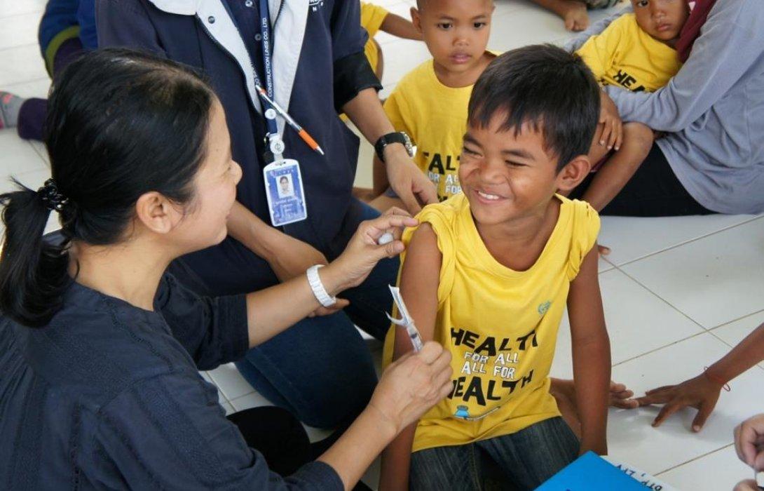 แสนสิริชวนสังคมไทยร่วมคุ้มครองสิทธิและสร้างโอกาสให้กับเด็กที่ขาดแคลนในไทย