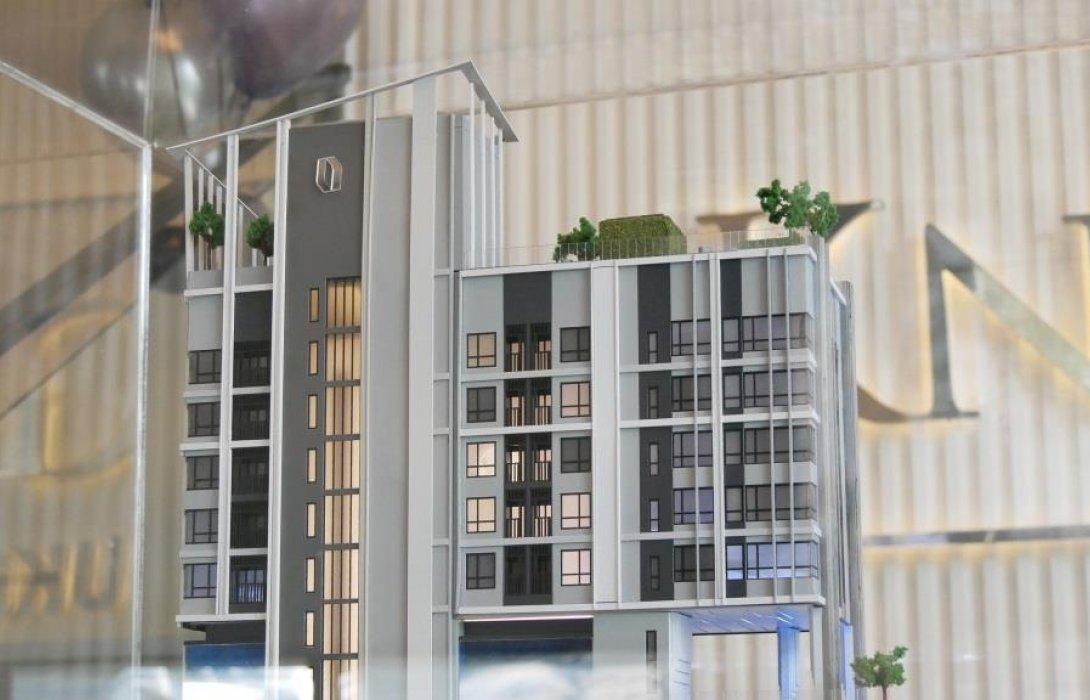 """ออริจิ้นฯเตรียมเปิด""""Knightsbridge สุขุมวิท-เทพารักษ์""""คอนโดฯ High-rise ใหม่รับรถไฟฟ้าสายสีเหลือง"""