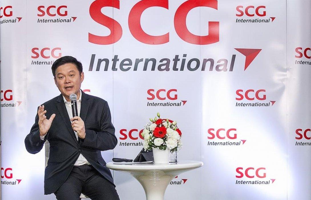 เอสซีจีฯพลิกโฉมสู่ธุรกิจการค้าระหว่างประเทศครบวงจร ตอบโจทย์ลูกค้าในอาเซียน จีน และอินเดีย