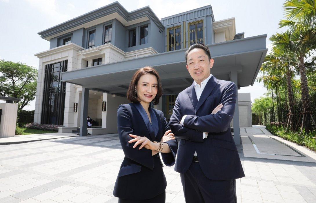 เมเจอร์ ดีเวลลอปเม้นท์ ส่งบริษัทลูก ลุยตลาดบ้านเดี่ยวระดับ Super Luxury บนถนนกรุงเทพกรีฑา