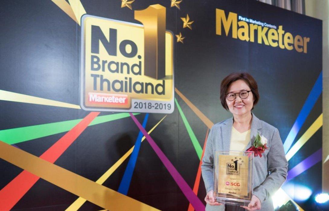 หลังคา SCG คว้า No.1 Brand Thailand 2019 เป็นปีที่ 6 ชูโซลาร์เซลล์ ตอบเทรนด์ประหยัดพลังงาน