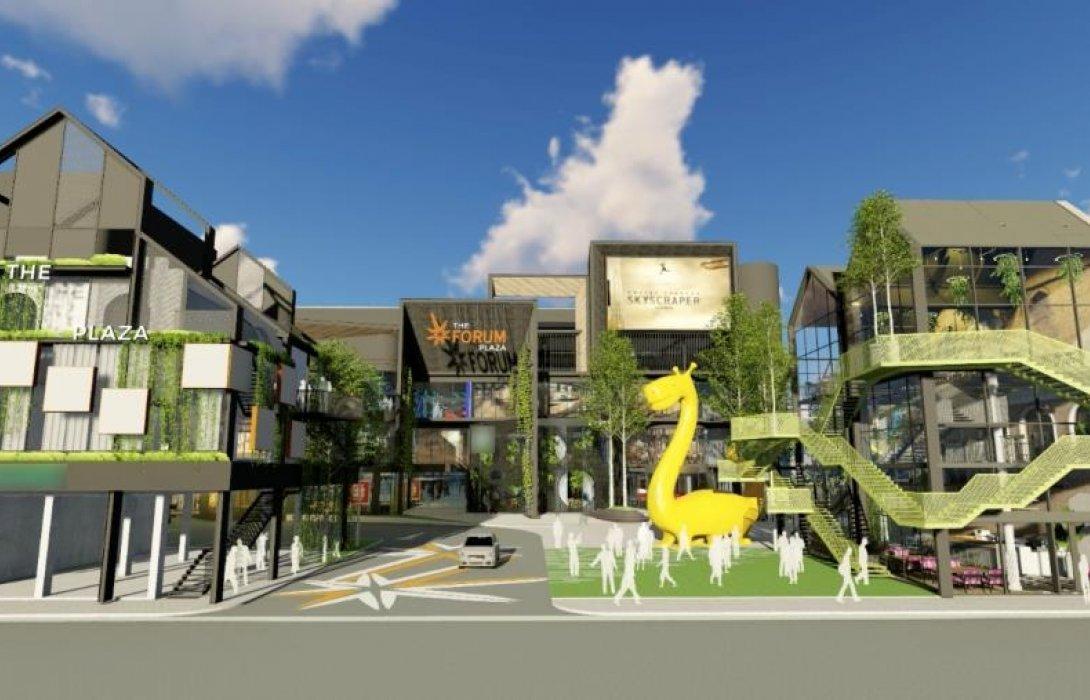 ALL ปักหมุด แตกไลน์ธุรกิจ Shopping Mall ชลบุรี ขยายอาณาจักรสู่ EEC