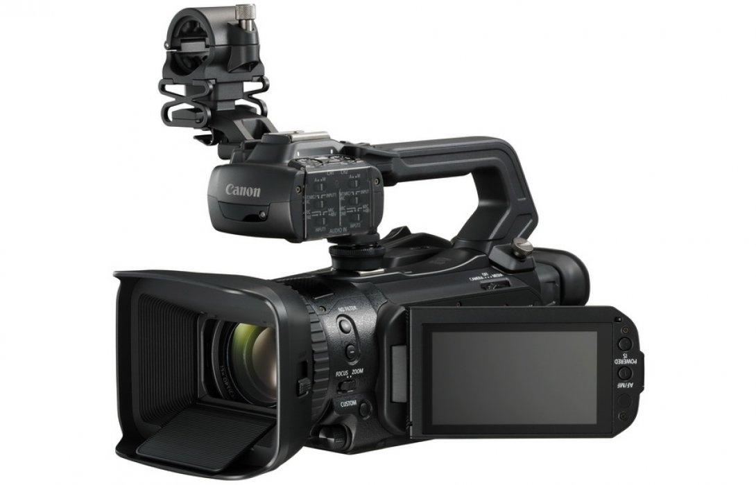 """กล้องวิดีโอใหม่ 4 รุ่น จาก """"แคนนอน"""""""