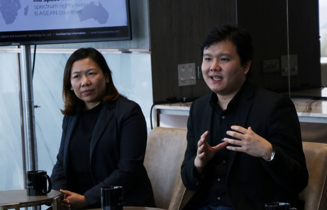 มิว สเปซ ได้รับสิทธิ์ในการใช้คลื่นความถี่ดาวเทียมครอบคลุม6ประเทศในอาเซียน