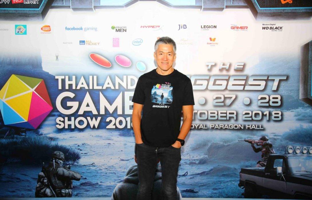 ไทยแลนด์เกมโชว์ 2018 จุดเปลี่ยนอุตสาหกรรมเกมไทย