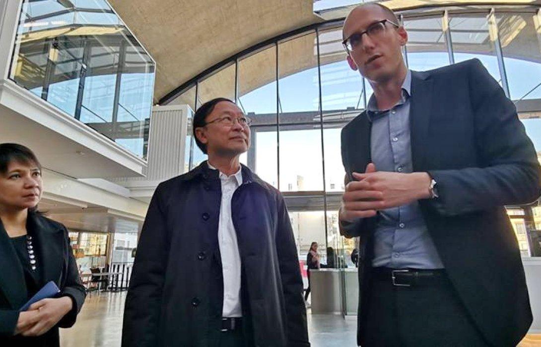 ก.ดิจิทัลฯ ร่วมหารือ ไมโครซอฟท์หนุน Startupไทยใช้ AI