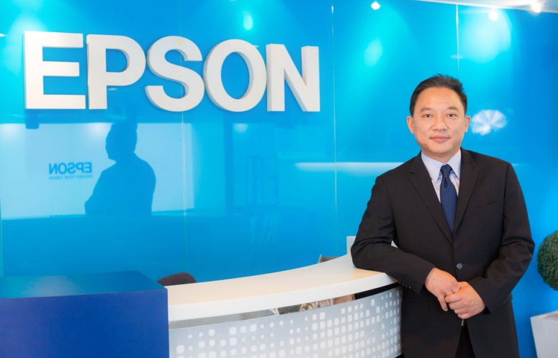 """""""เอปสัน"""" ชี้ กลุ่มโปรเจคเตอร์ความสว่างสูง โตพุ่งแถบอาเซียน  ลุยส่งสินค้าใหม่ทำตลาด"""