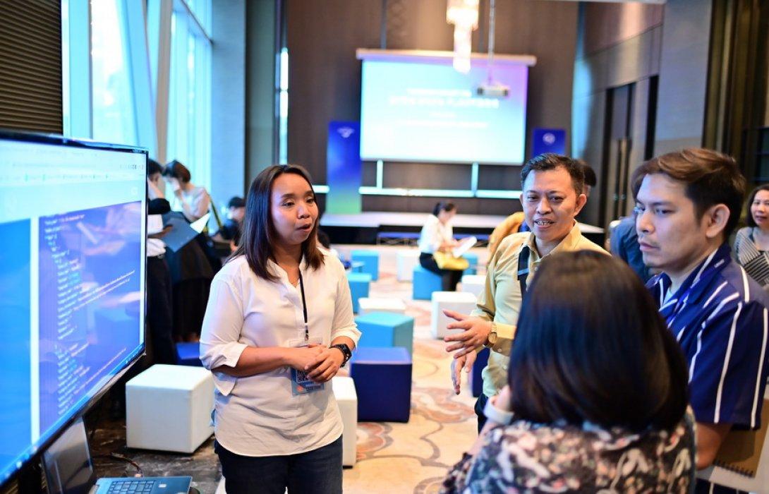 """""""Tourism Smart Data : Open Data Platform""""  ยกระดับศักยภาพท่องเที่ยวไทยสู่ยุคดิจิตอล"""