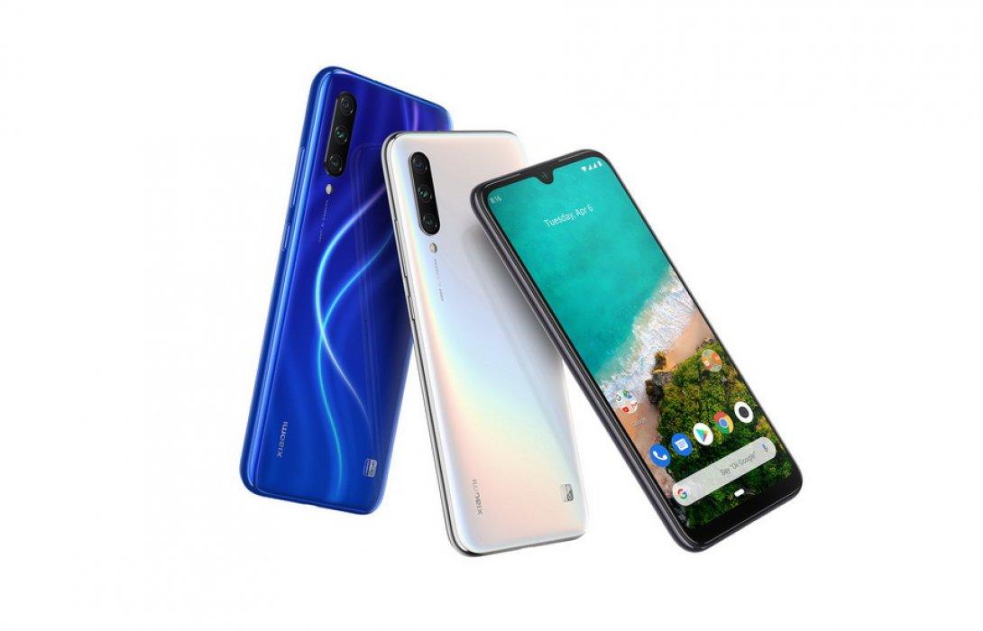 """ใหม่! """"Mi A3"""" สมาร์ทโฟน Android One"""