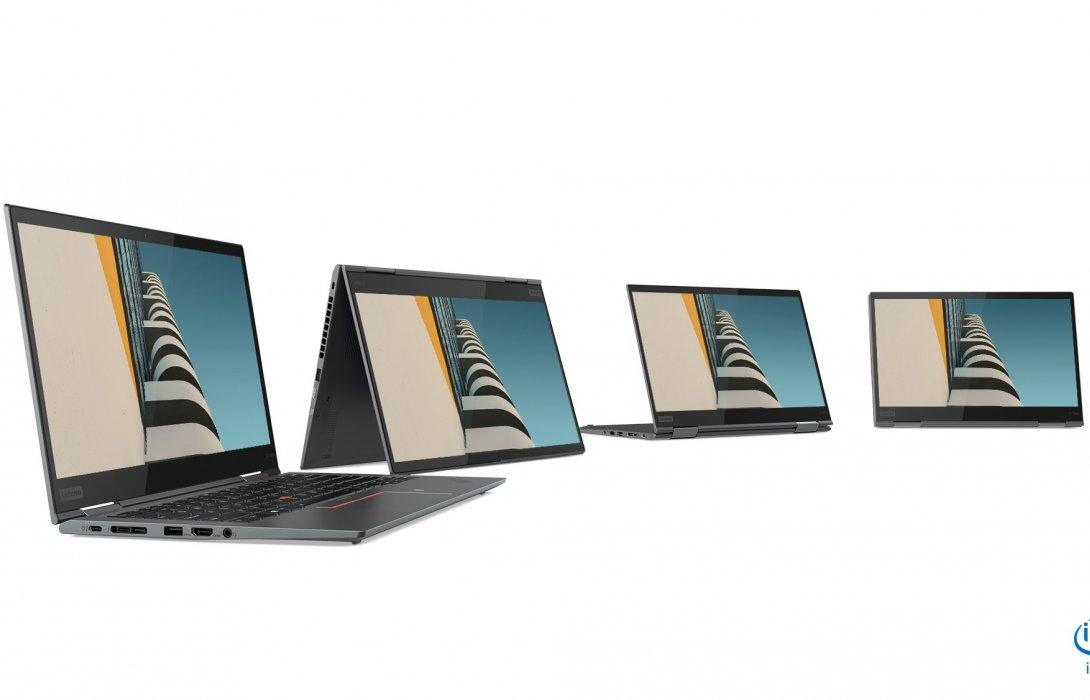 Lenovo™ แล็ปท็อป ThinkPad™ เวอร์ชั่นใหม่ของคนยุคใหม่