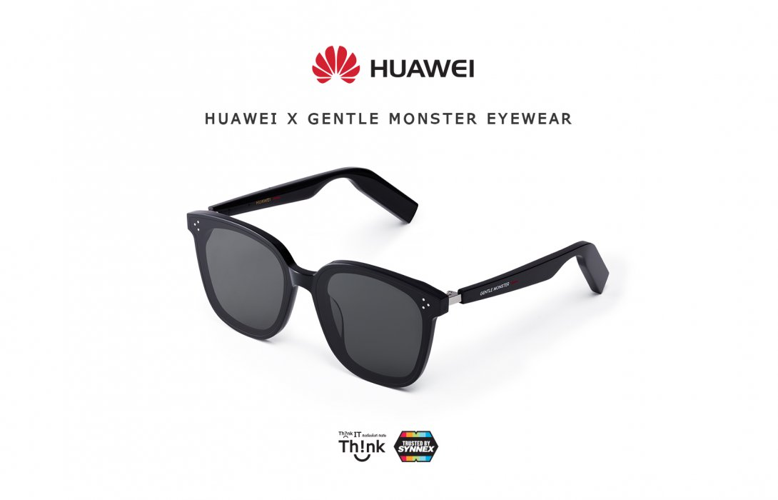 Huawei X Gentle Monster Eyewear แก็ดเจ็ตใหม่สุดคูลแว่นกันแดดอัจฉริยะ