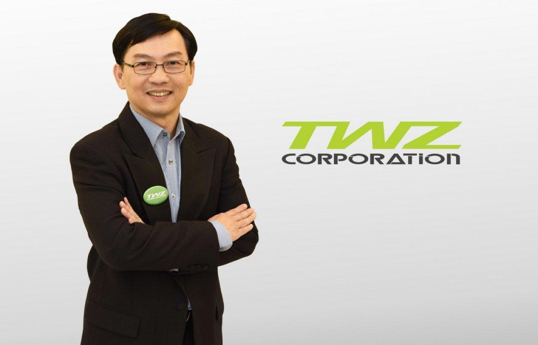 """""""TWZ""""  เข็นสินค้าไอที ผ่าน 'ช้อปดีมีคืน' กระตุ้นกำลังดันยอดปลายปีทะลุ 200 ลบ."""