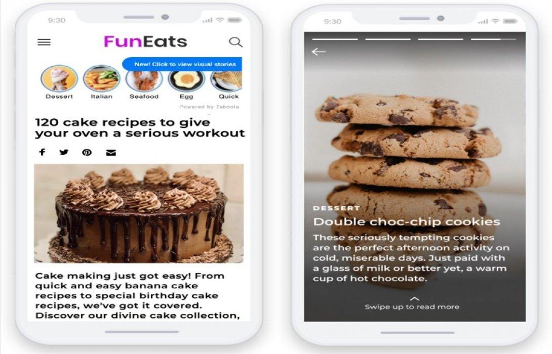 """ทาบูล่า เปิดตัว """"Stories"""" ช่วยผู้อ่านค้นพบเนื้อหาน่าสนใจผ่านเว็บไซต์ต่างๆ แบบเดียวกับฟีเจอร์ยอดนิยมบนสแนปเชท อินสตาแกรมและทวิตเตอร์"""