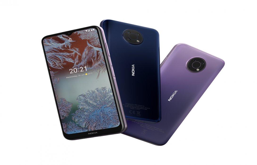Nokia G10 สมาร์ทโฟนฮีโร่ ตระกูล G-series  สเปกคุ้มราคา