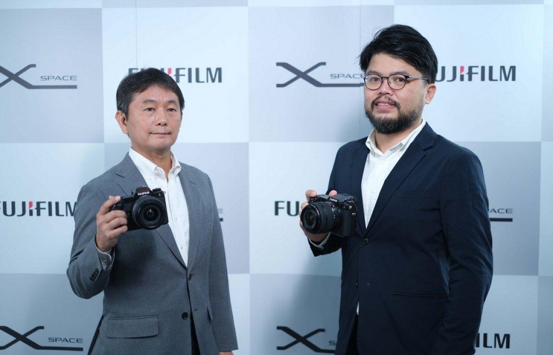 """""""ฟูจิฟิล์ม"""" ชี้ พิษโควิด-19 ฉุดตลาดกล้องหดตัว เปิดตัวรุ่นล่าสุด GF35-70 mm. F4.5-5.6 WR ปลุกกระแสตลาดกล้องระดับมืออาชีพ ขยายฐานเจาะกลุ่มไฮเอนด์"""